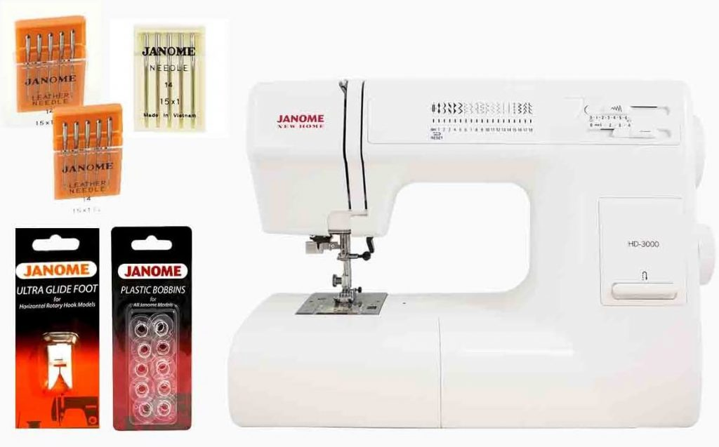 Best Heavy-Duty Sewing Machine For Home Use