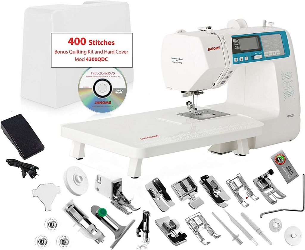 Best Sewing Machine For Sewing Thick Material And Leathers