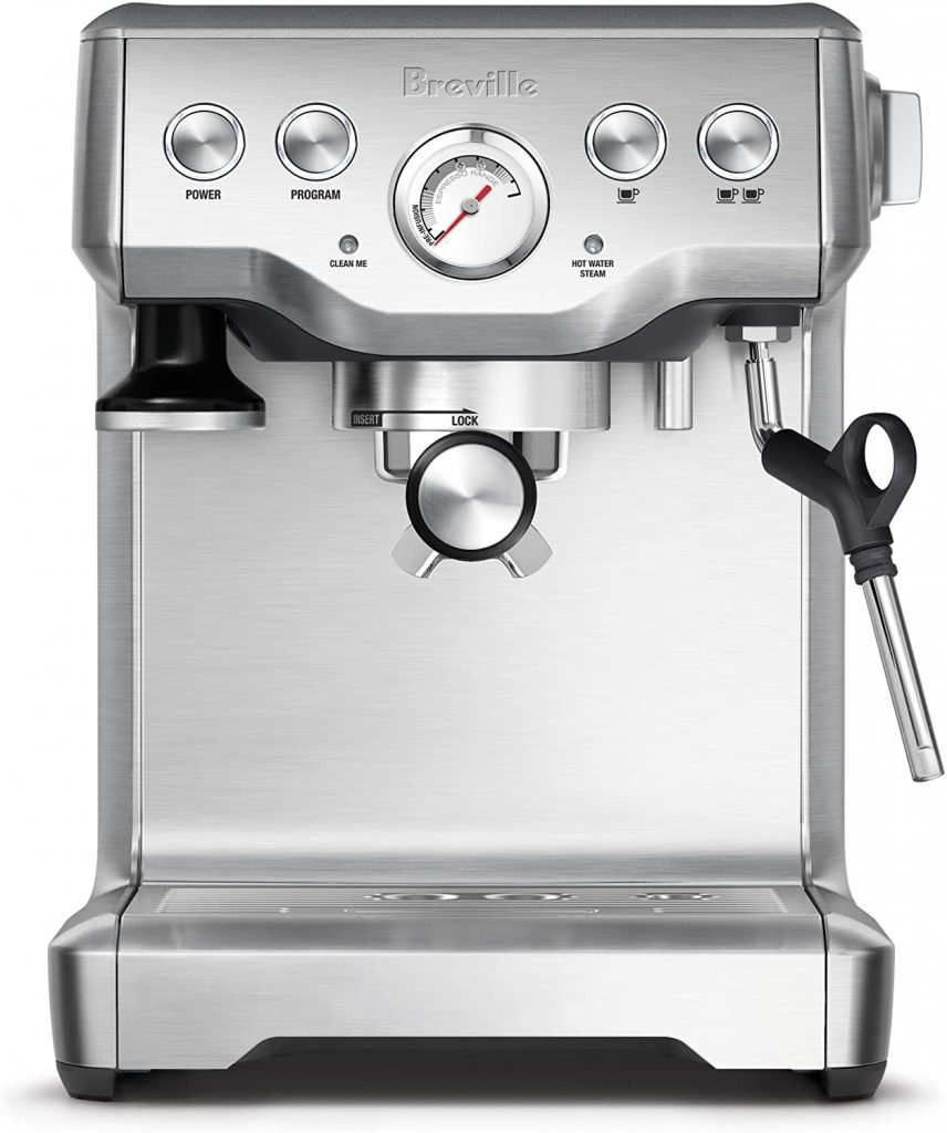 What Is The Best Pressure For An Espresso Machine
